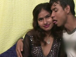 Gorgeus Indian Teen Fuckes In Her Pussy By Hot Indian