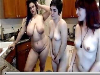 Maria threesome