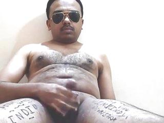 Indian pornstar vinvindy1 fuck creampie
