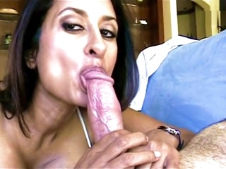 Indian slut wife loves to swallow cum