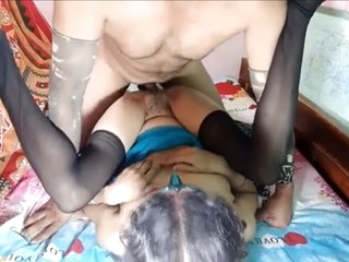 Lovely Bhabhi Hardcore Sex With Her Cute Devar