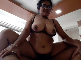 Karisma - S4 E3 - Busty Indian Secretary Fucks Boss to Save Job