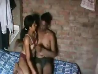 My beautiful gf sex with me in my village house