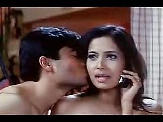 Miss India - Shruti Sharma Smooching her lover
