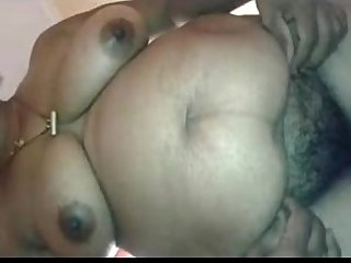 Indian Aunty Hairy Pussy