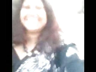 Sexy bengali bhabi's boobs fondled