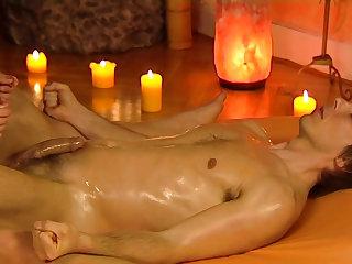 Handjob Then Intimate Massage