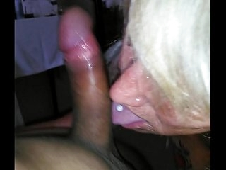 GILF neighbor horny for big college cock