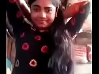 Indian Teen Girl Nude Selfie to BF