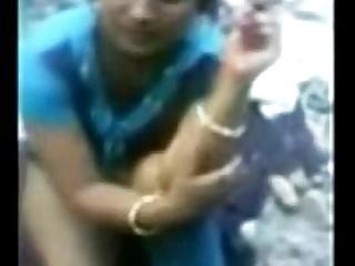 Desi Girl Fucked Up Outdoor