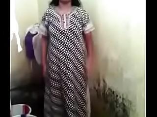 Azhagi from bathroom