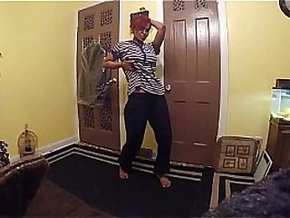 desi teen showing her big fat ass