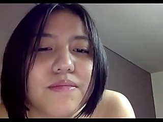 Nude Skype Fun with Hot Chinese Girl with Audio : Part 2