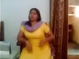 Indian mature with bigtits