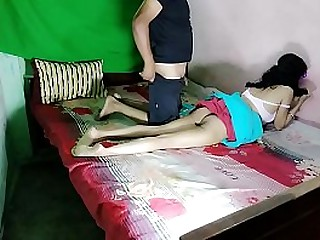 Indian y. call girl invite home for Anal fuck