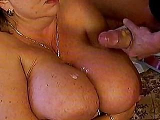Mom son sex