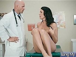(Reagan Foxx02) Superb Patient Seduced By Doctor In Hardcore Sex clip-20
