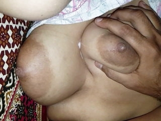 Breasts, Boobs, Tits, Nipples, Milk 078 (Slow Motion)