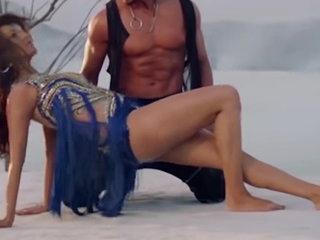 Shraddha Kapoor Semi Nude Body From Dus Bahane Song