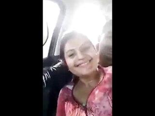 Car me Bhabhi ki Chudayi Hindi